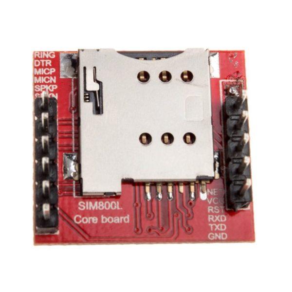 SIM800L - GSM/GPRS мини модуль