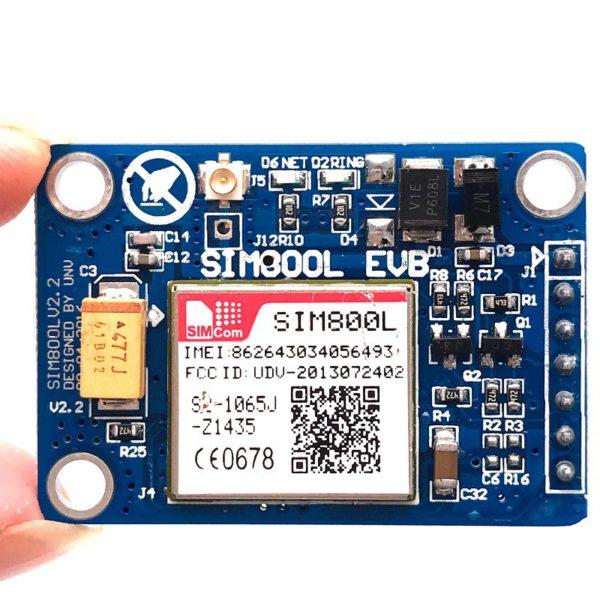 SIM800L - GSM/GPRS модуль с внешней антенной