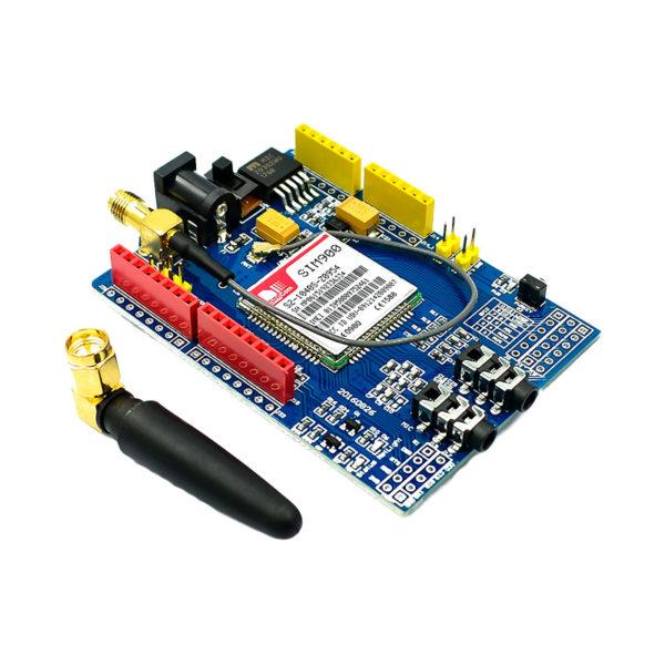SIM900 - GSM/GPRS шилд для Arduino