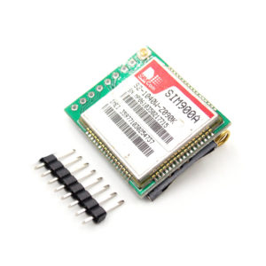 SIM900A - GSM/GPRS модуль
