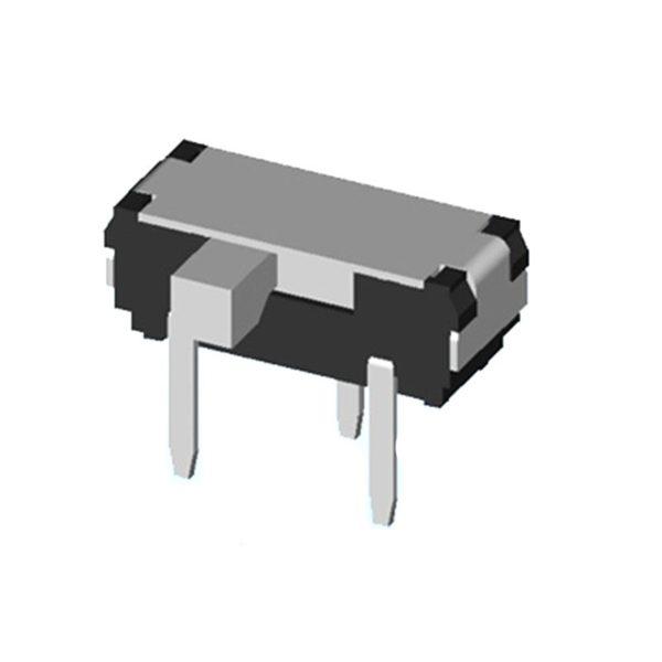 Движковый переключатель MSK-12D16 (IS-1245T)