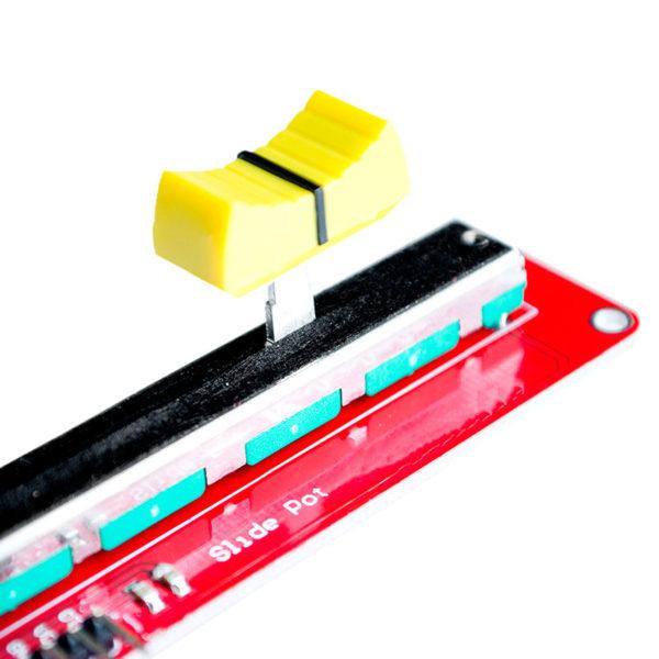 Модуль ползункового потенциометра