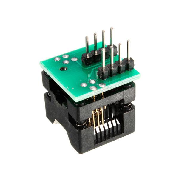 Адаптер-переходник с SOIC8 на DIP8