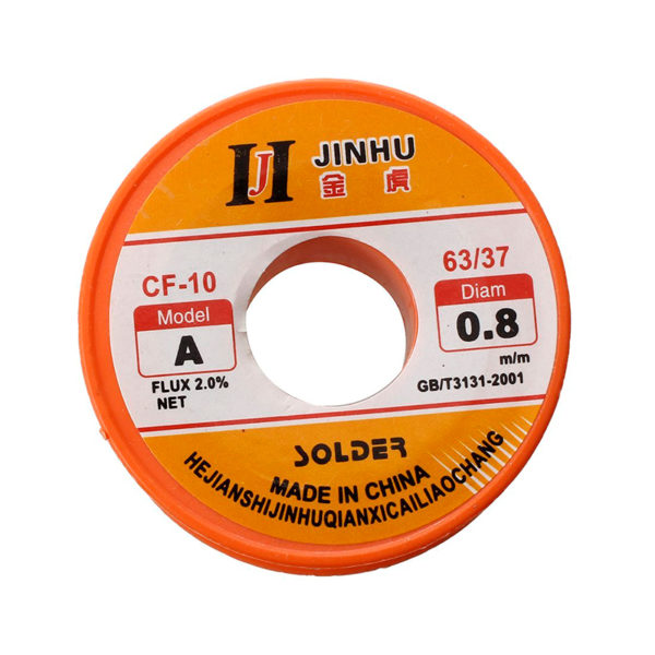 Припой ПОС-63 Solder 50 гр. 63%