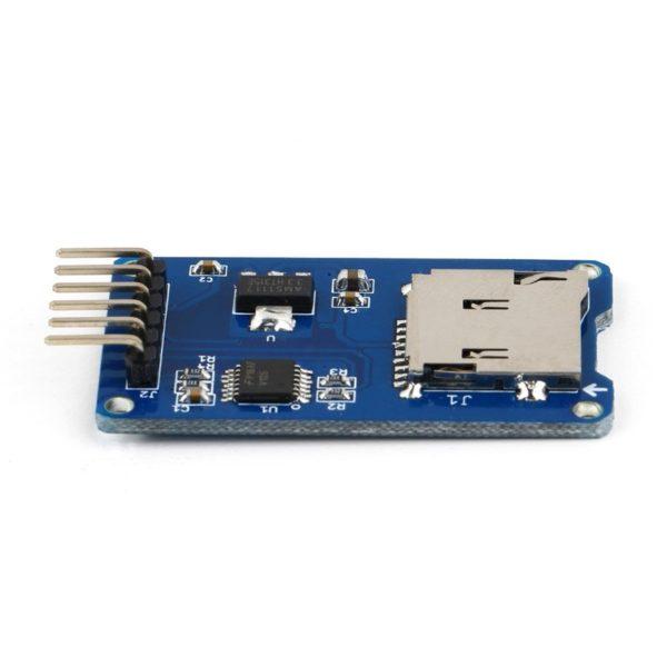 SPI адаптер карт MicroSD v1.0