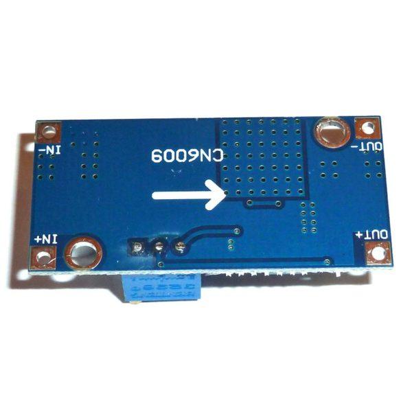 Повышающий преобразователь XL6009 DC-DC