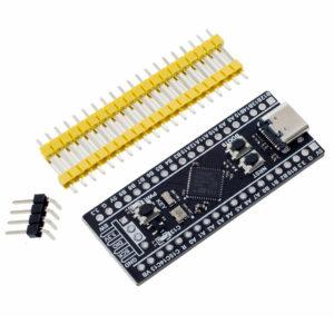 STM32F401 - отладочная плата на базе STM32F401CCU6