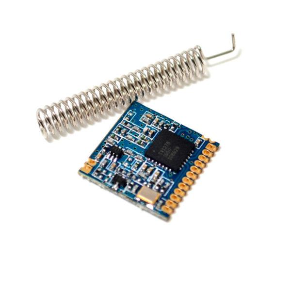 Приёмопередатчик большого радиуса действия SX1278