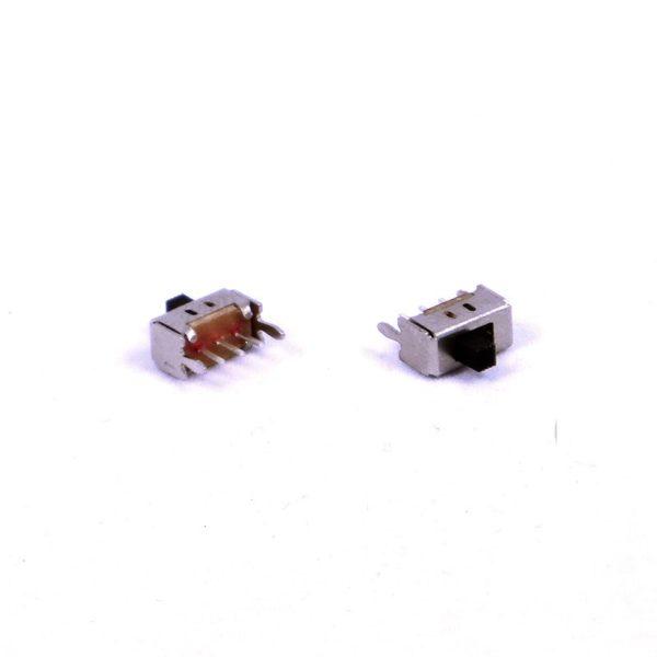 Движковый переключатель KLS7-SS03-12D02-EG-3