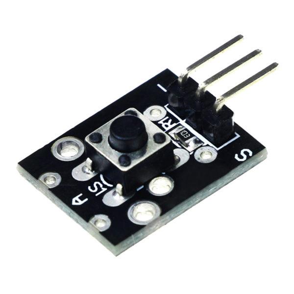 Кнопка (модуль тактовой кнопки) KY-004