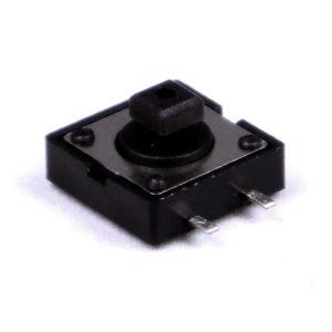 Тактовая кнопка SWT 12x12-7.3 (кв) SMD