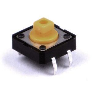 Тактовая кнопка SWT 12x12-7.3 (кв) (SWT-9, DTS-24N)