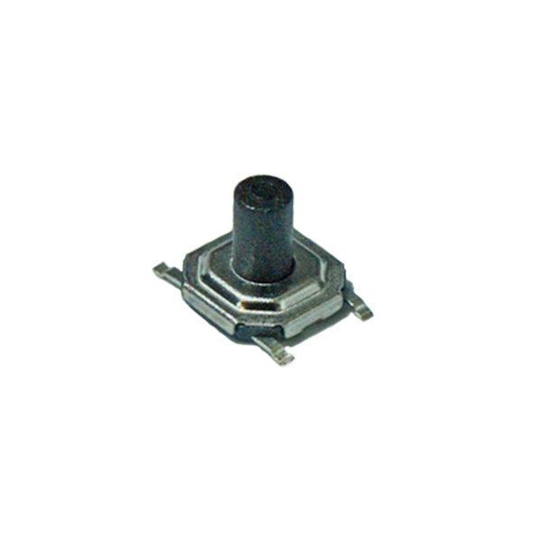 Миниатюрная тактовая кнопка SWT 5x5-4,3 SMD (металл)