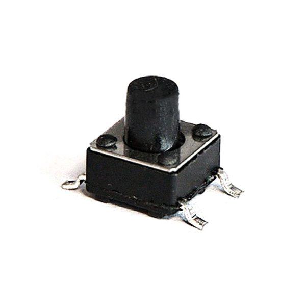 Тактовая кнопка SWT 6x6 SMD