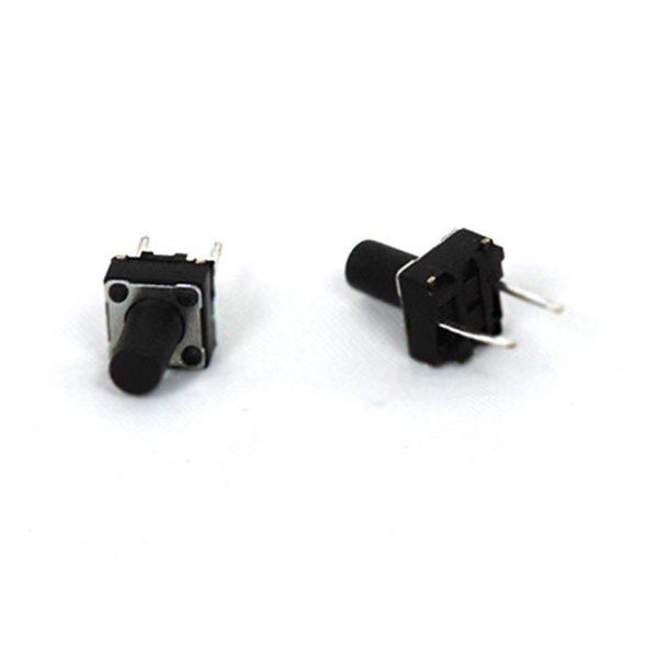 Тактовая кнопка SWT 6x6 - 9.5 (2 ноги, короткие)