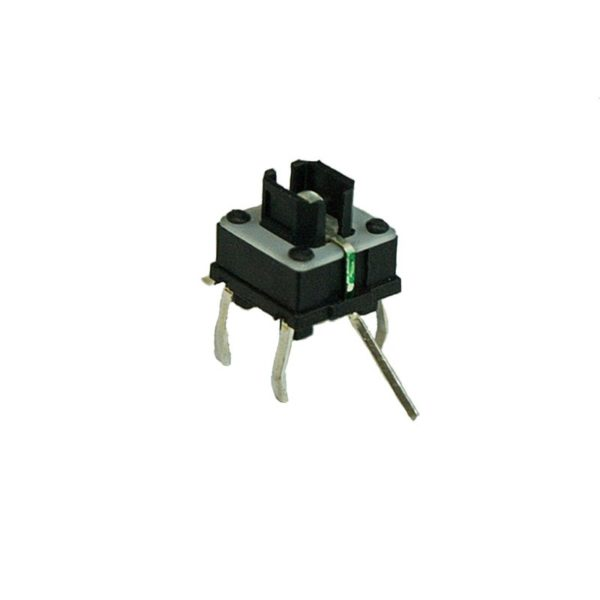 Тактовая кнопка SWT 6x6 (желтая подсветка)
