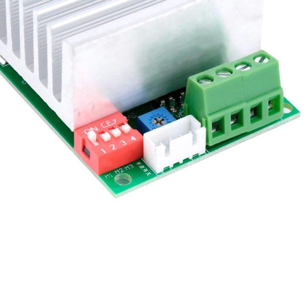 TB6600 — модуль контроллера для шагового двигателя 4.5 А