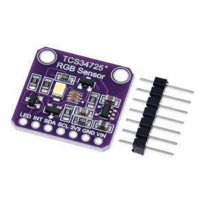 TCS34725 - модуль определения цвета с ИК-фильтром