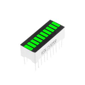 10 сегментный бар индикатор для Arduino