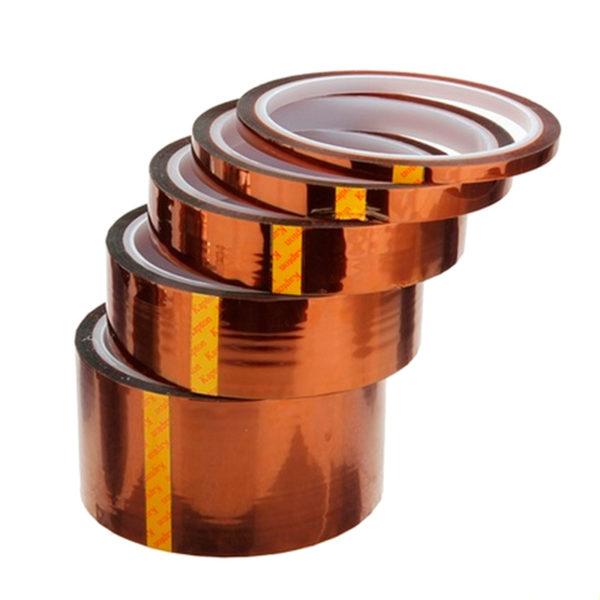Термоскотч (Каптон) - термостойкий скотч до 300°C