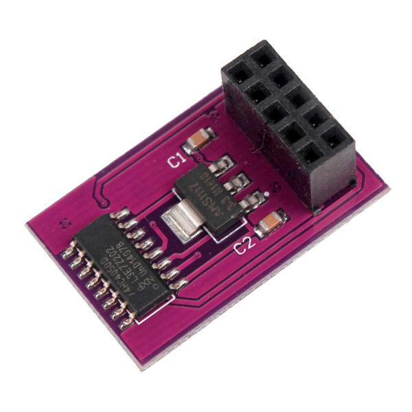 Адаптер для Ramps 1.4 (подключение TF, microSD Card)