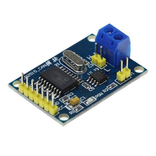 Модуль CAN-шины TJA1050 на микросхеме mcp2515