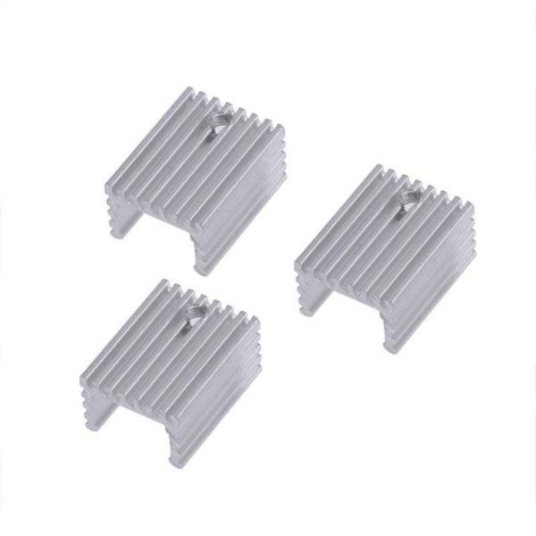 Радиатор для транзисторов в корпусе TO-220