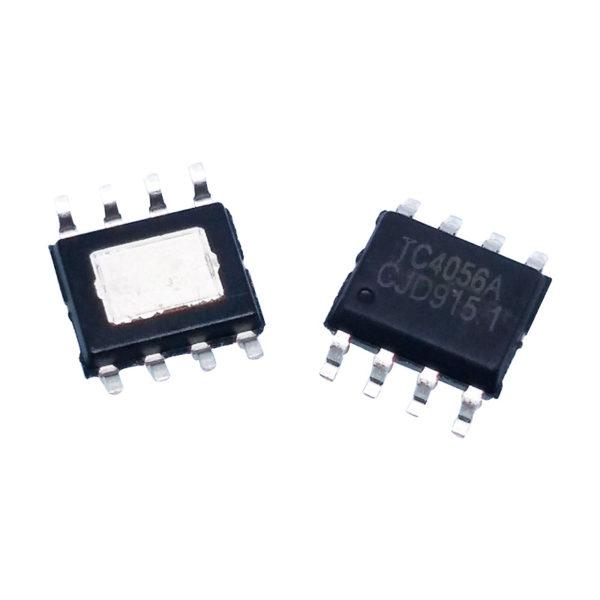 TP4056 - микросхема заряда литиевых батарей в корпусе SOP8