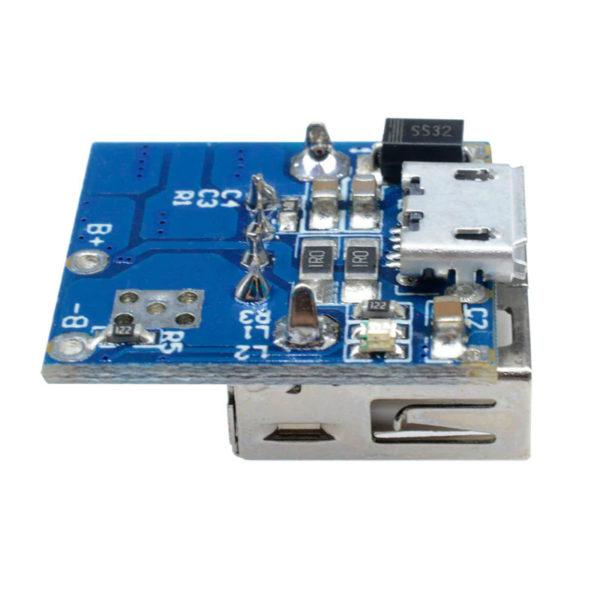 TP5400 - Модуль Powerbank для зарядки Li-Ion / Li-Pol АКБ 5В/1A