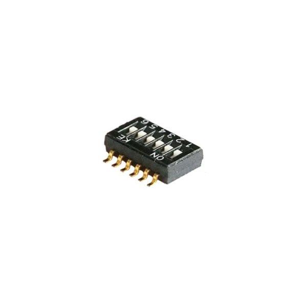 Планарный DIP-переключатель DT-06 SMD