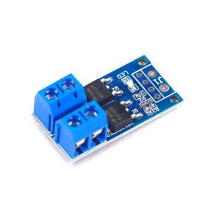 Триггер на МОП-транзисторах с ШИМ регуляцией