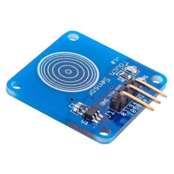 Сенсорный датчик касания TTP223B