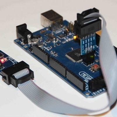 Прошивка Arduino с помощью программатора USBasp