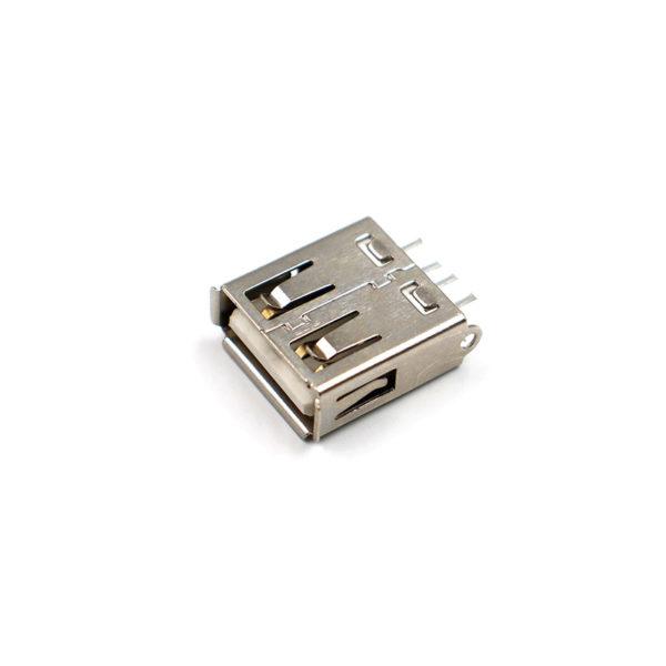 Разъём USB 2.0 type A «мама»