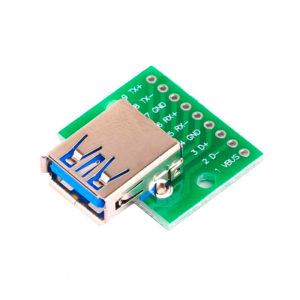 Переходник USB 3.0 - DIP (9 pin)