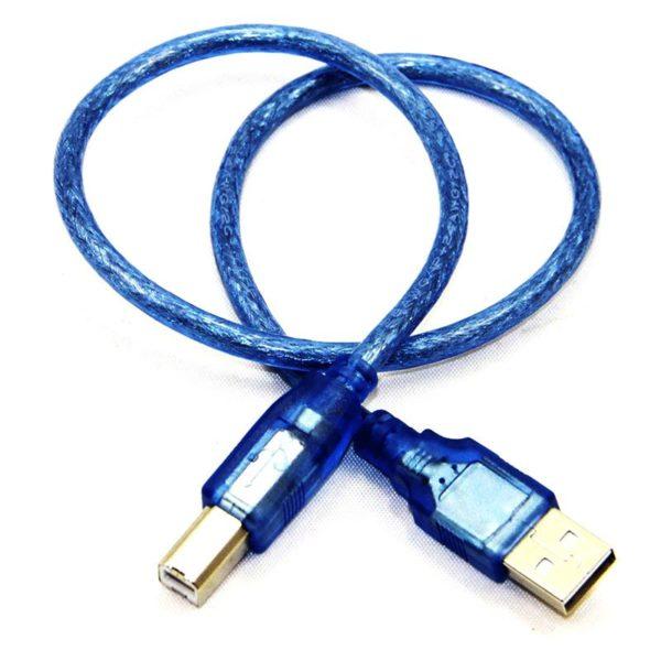 Кабель USB (A - B) 30 см