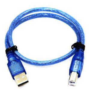 Кабель USB (A - B) 50 см