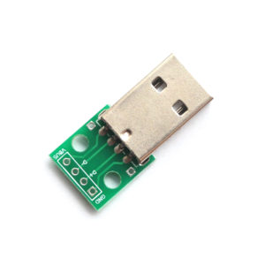 USB - DIP Адаптер 4 pin