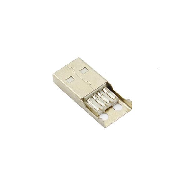 Разъём USB 2.0 type A «папа»