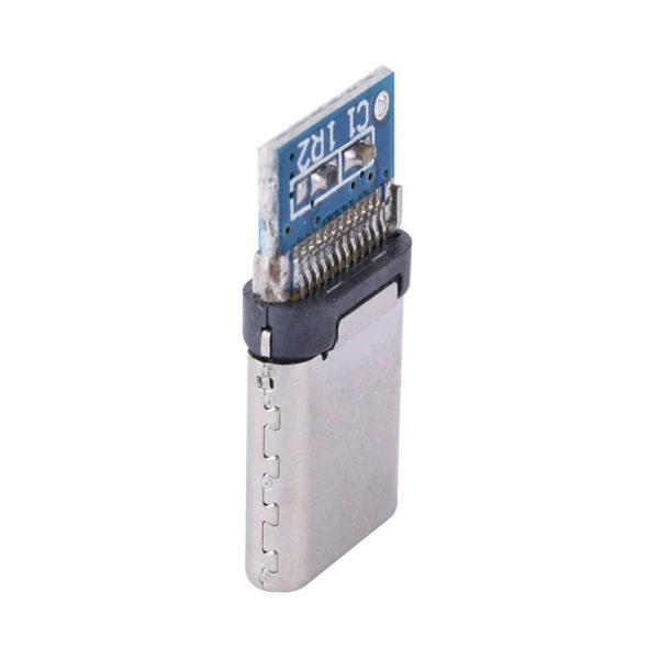 """Штекер USB type С """"папа"""""""