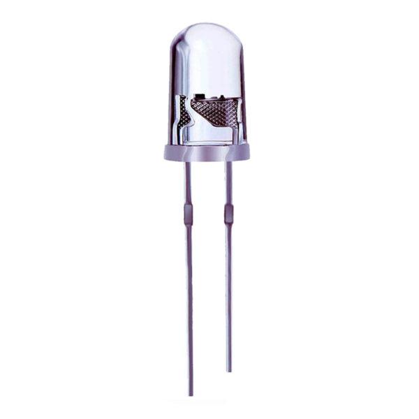 УФ светодиод 5 мм (ультрафиолетовый)
