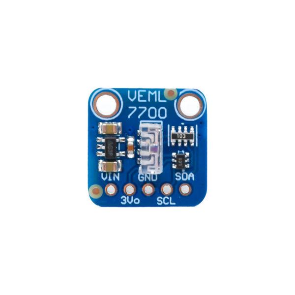 VEML7700 - модуль цифрового датчика освещённости