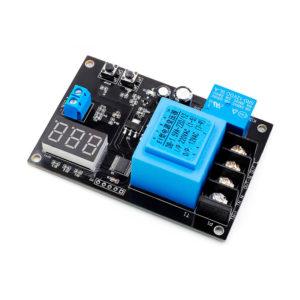 VHM-002 - контроллер заряда Li-Ion батарей (3.7V-120V)