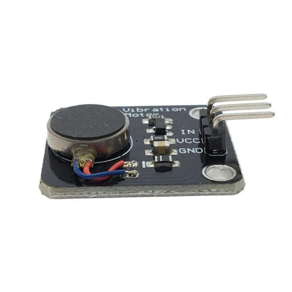 Модуль вибромотора с поддержкой ШИМ