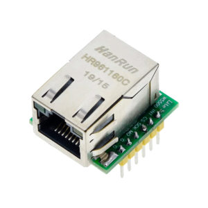 W5500 mini - SPI-Ethernet модуль