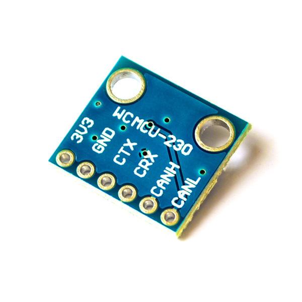 WCMCU-230 - модуль CAN шины SN65HVD230