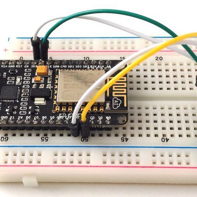 Простой веб-сервер погоды на основе ESP8266 и BME280