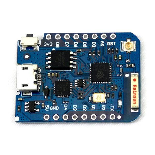 WeMos D1 Mini Pro на базе ESP8266EX