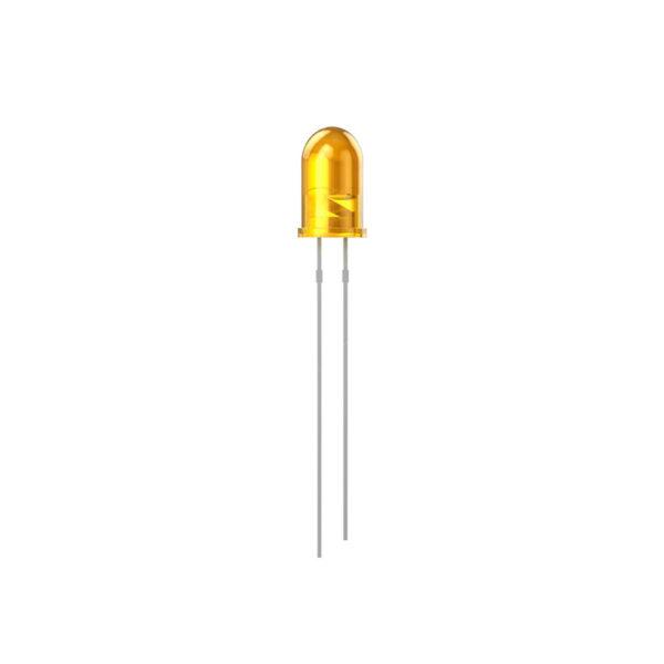 Желтый светодиод 3ММ