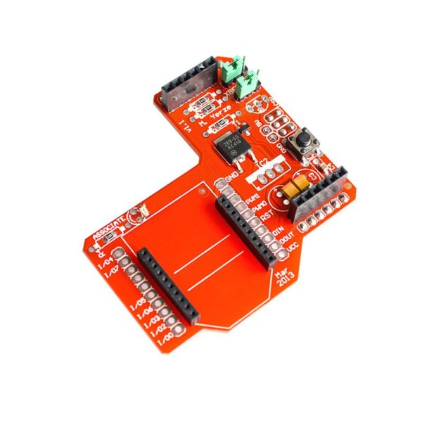ZigBee XBee Shield (RF Wireless Transport модуль)